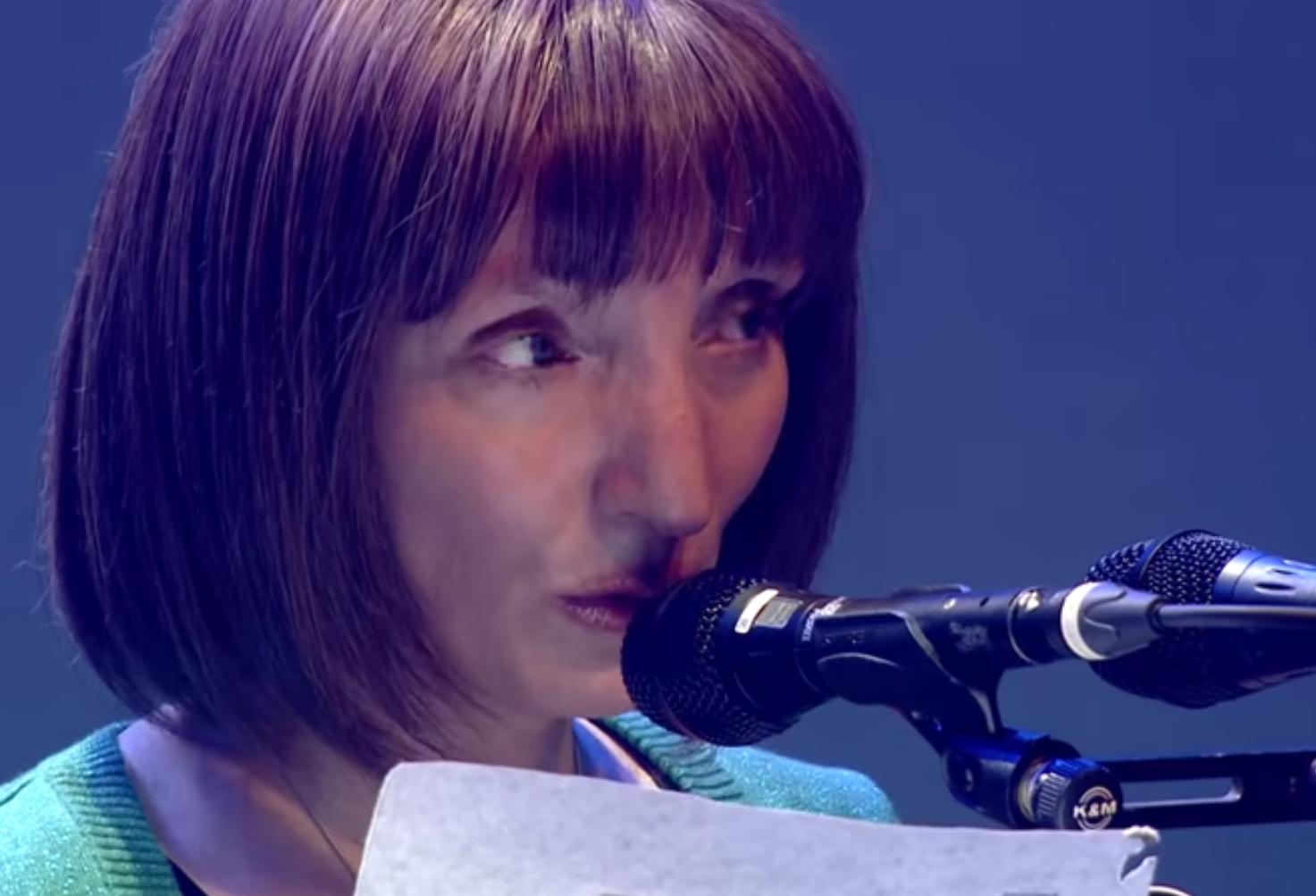 In het land van Dutroux zingt dichteres de lof van pedofilie