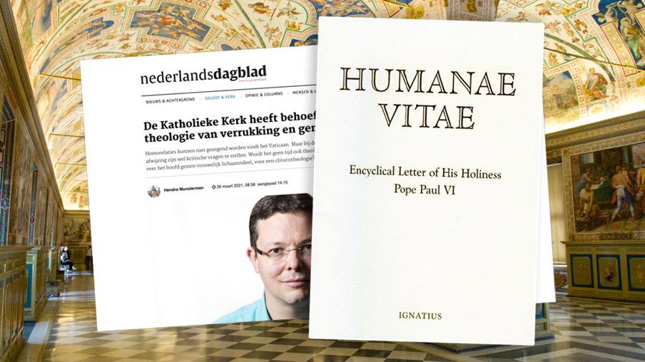 Nederlands Dagblad promoot homoseksualiteit met godslasterlijke 'koffiepraat'