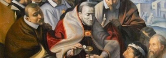 De heldhaftige reactie van Sint-Carolus Borromeus op de pest