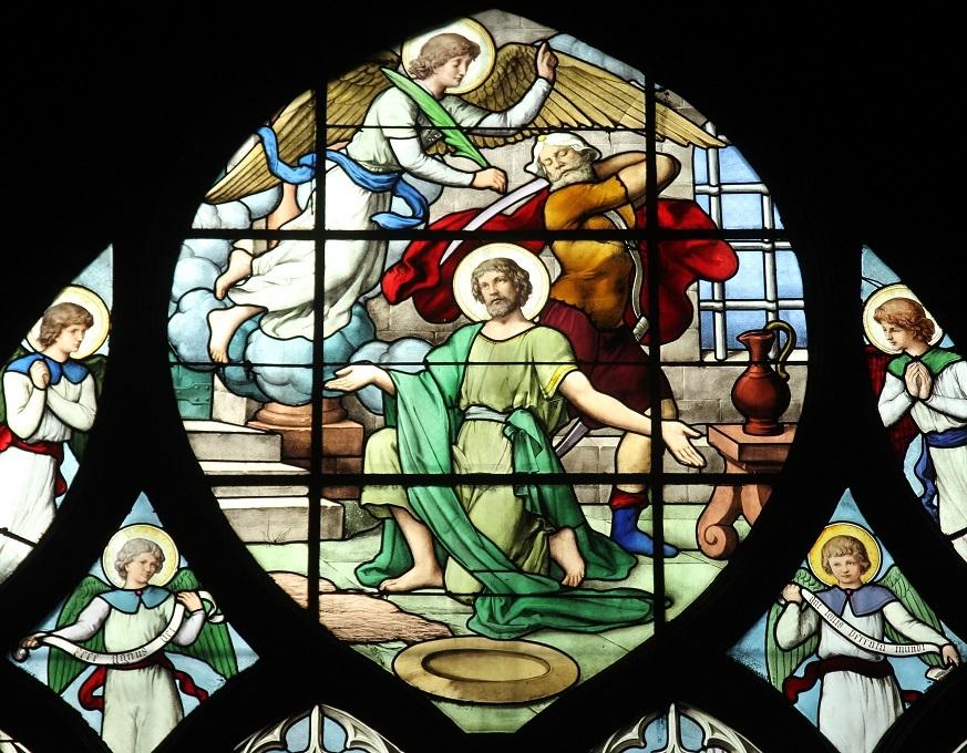 Waarom Sint-Johannes de Doper een model is voor hen die de moed hebben om nee te zeggen
