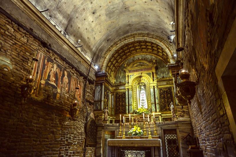 Hoe de paus Onze Lieve Vrouw overtuigde om het Heilig Huis van Loreto te renoveren