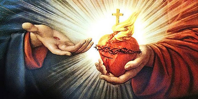 Web3 cropped sacred heart sacre coeur heart jesus pd