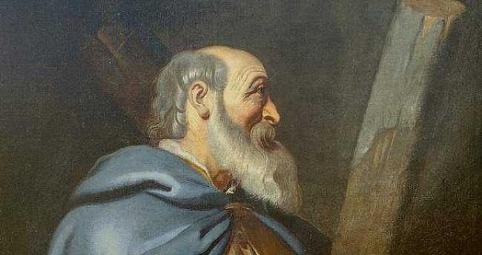 Andreas apostel