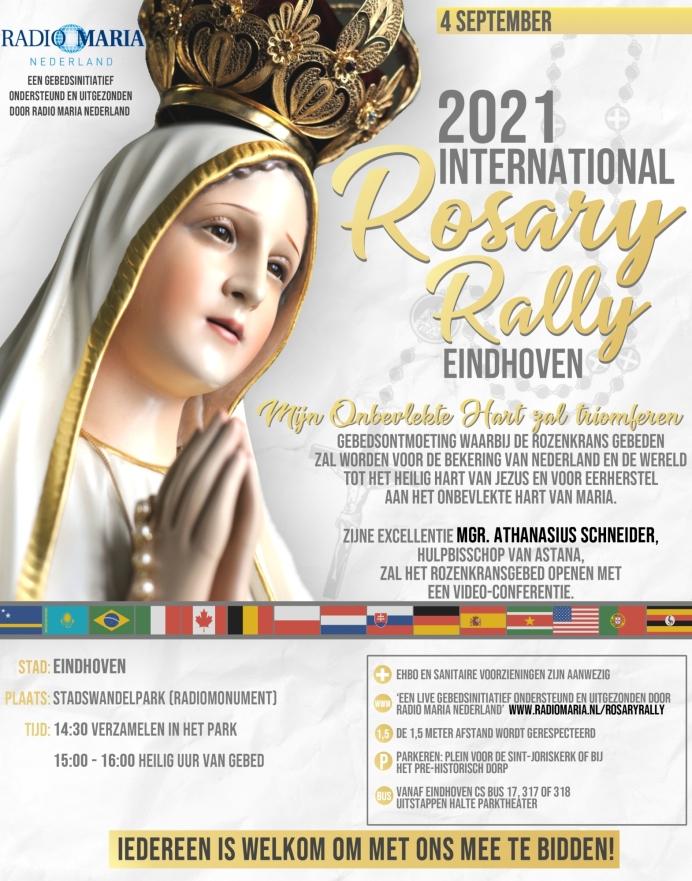 Rosary Rally Dutch