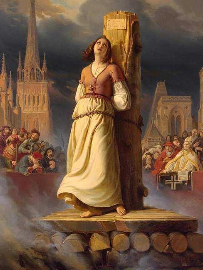 Jeanne d Arc d Arc de Arc