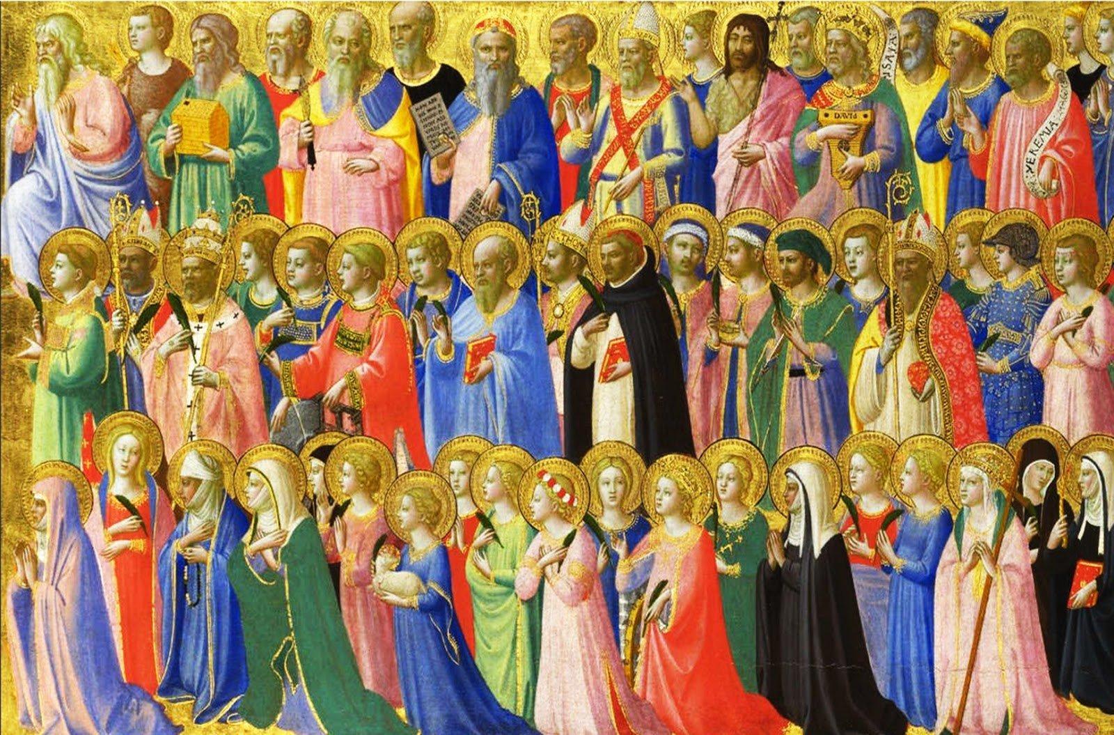 De laatste woorden van 10 heiligen voordat ze naar de hemel gingen