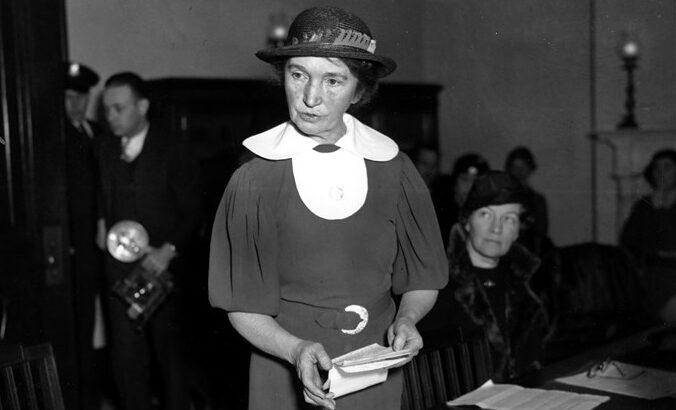 Margaret Sanger en de racistische oorsprong van de abortusbeweging
