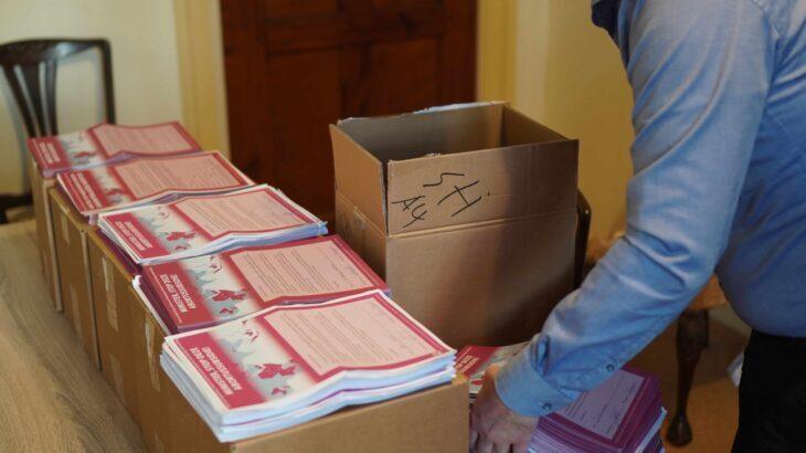Stirezo biedt petitie tegen abortussubsidie door minister Kaag aan
