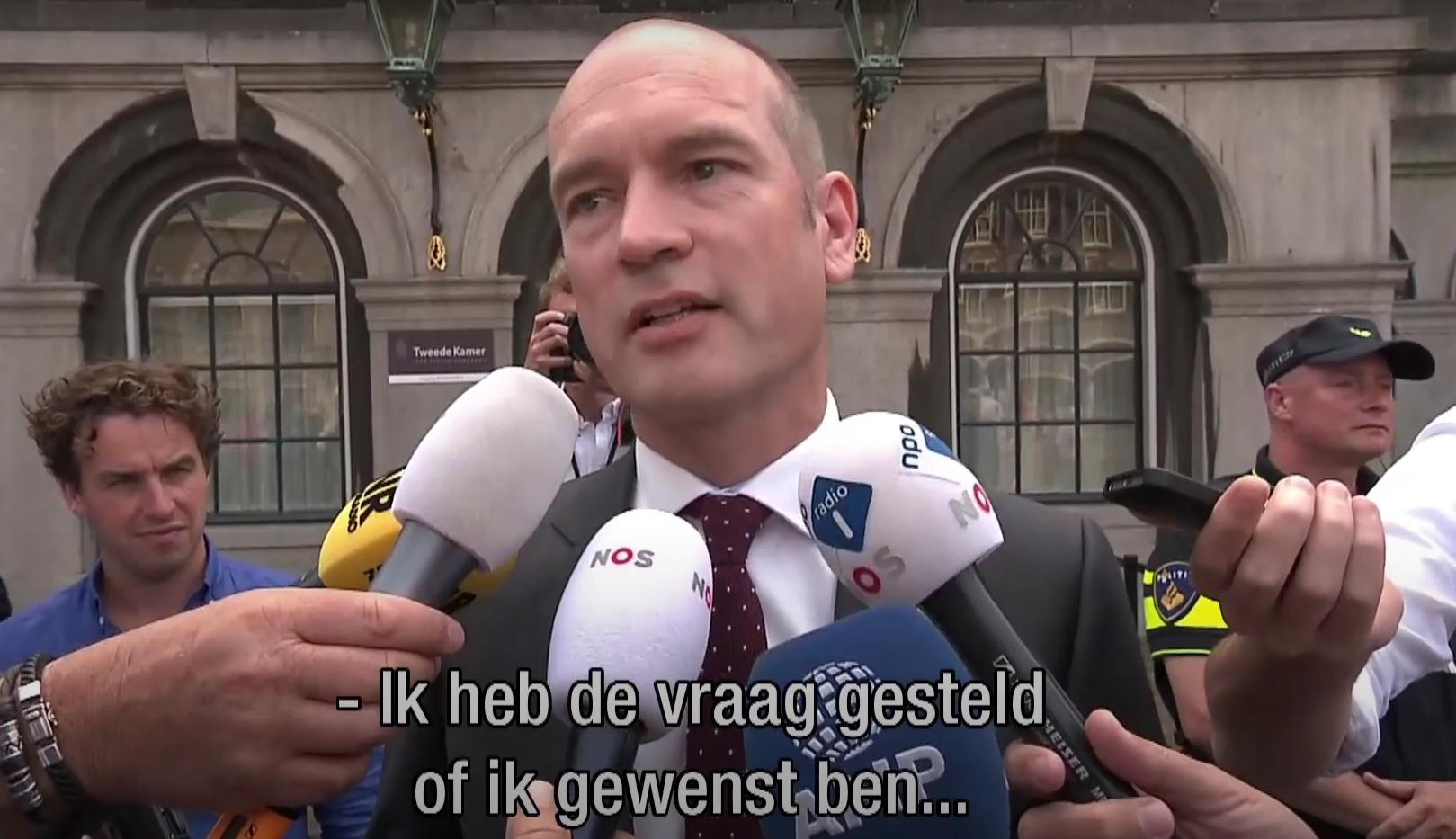 D66 spreekt fatwa uit over ChristenUnie