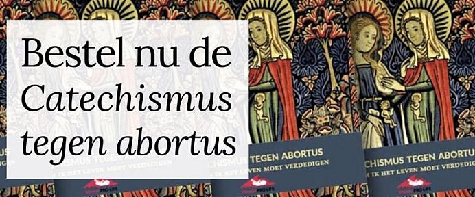 Bestel Catechismus tegen abortus